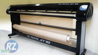 Plotter RZ Têxtil Jet Usada